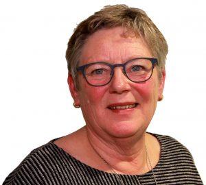 Marja van den Berg, nummer 2 op de lijst D66 Dalfsen