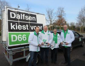 Dalfsen kiest d66